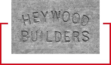 Heywood Builders concrete construction Mesa, AZ